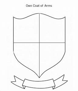 coat of arms template symbols design With make your own coat of arms template