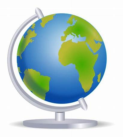 Globe Clipart Stand Transparent Golbe Found 25kb