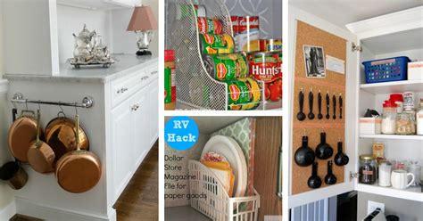 16 genius kitchen organization hacks style motivation