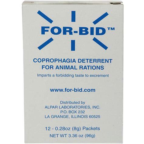 for bid forbid