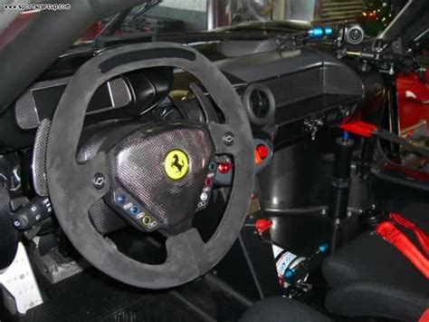 ferrari fxx interior engine information