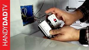 Installing The Lights  Triple Switch  U0026 Gfci Outlet