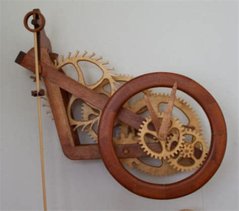 woodworking plans wooden clock design woodworking plans by clayton boyer