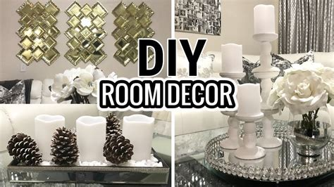 Diy Home Decor Projects And Ideas: Dollar Tree DIY Home Decor Ideas - YouTube