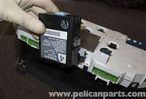 Volvo V70 Instrument Cluster Replacement  1998