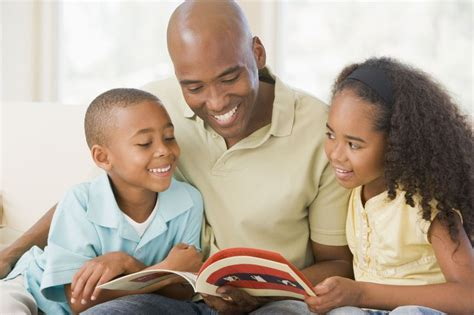 for today s fathers which example do you follow about 478   father and children reading