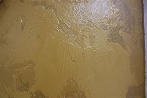 remove thick painted texture  walls doityourselfcom
