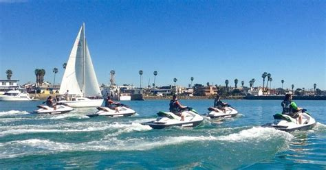 Duffy Boat Rentals Oxnard by Southern California Jet Skis Visit Oxnard