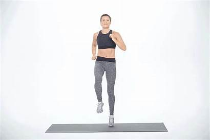 Quick Skips Skip Booty Motion Fitness Knees