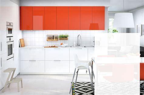 porte d 駘駑ent de cuisine cuisine équipée pas cher moderne sur mesure et design ikea