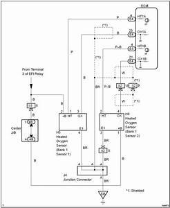 Toyota Corolla Repair Manual  Circuit Description - Oxygen Sensor - Sfi System