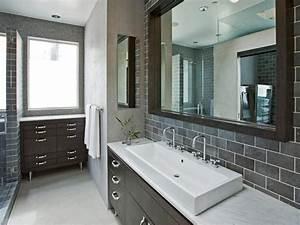 Choosing a Bathroom Backsplash | HGTV