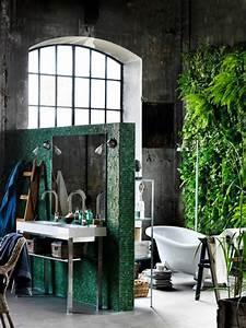 30, Inspiring, Industrial, Bathroom, Ideas