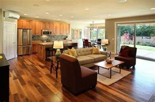 kitchen living space ideas 17 open concept kitchen living room design ideas style