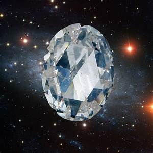 Some Alien Planets Could Be Made of Diamonds
