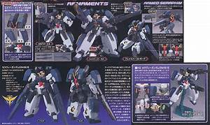 Gundam - 1/144 HG Seravee Gundam GNHW/B | AnimeDirect.co.za