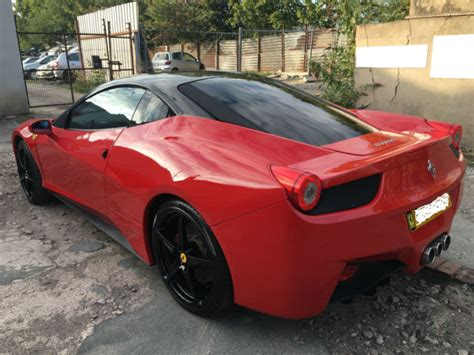 How to program ebay/amazon keys for bmw. Ferrari 458 Replica Kit Car DNA Red - 1 Off L@@K HPI Clear — luxury vehicle For Sale in ...