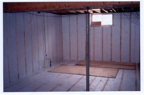 isolation de sous sol montr 233 al laval espace renovert
