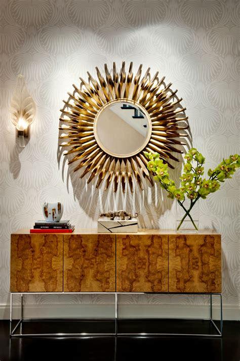 Wohnidee Fuer Ein Buntes Und Modernes Interieur by Wohnidee F 252 R Buntes Interior Mit Designer Sideboard Holz