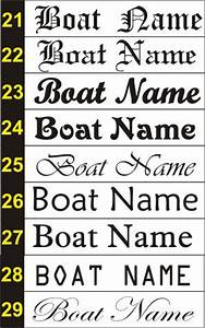 82 boat name fonts the boat race enter your name then With boat lettering samples