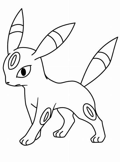 Pokemon Coloring Pages Card Getcolorings Cards Printable