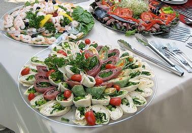 wedding reception food deciding   serve
