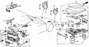 1988 Honda Lxi Accord Relay Location - Wiring Diagrams Image Free