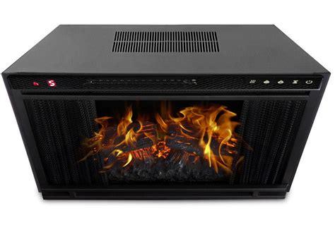 28 Inch Led Electric Firebox Fireplace Insert