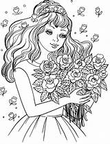 Coloring Adult Pages Popular sketch template