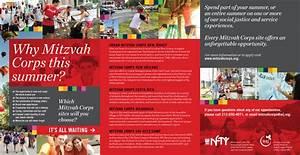 Mitzvah Corps Brochure