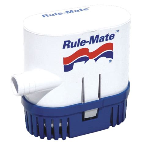 Automatic Boat Flag by Rule Mate Automatic Bilge Pumps Marine