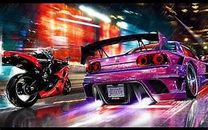 Action Auto Moto : t l charger une image d 39 une bataille fascinante choquantes voitures et des motos rapides qui ~ Medecine-chirurgie-esthetiques.com Avis de Voitures