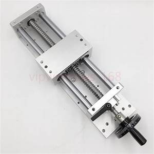 Linear Stage Module 400mm Cross Slide Motion Actuator
