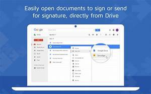 docusign secure electronic signature chrome web store With google document electronic signature
