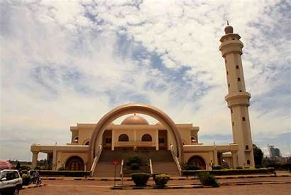 Mosque Uganda Kampala National Google Gaddafi Mosques