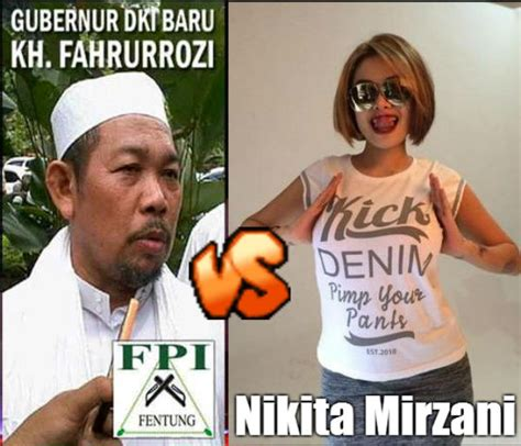 Fpi Counter Governor Fahrurrozi Ready Duel With