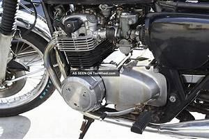 1973 Honda Cb500 Cafe  550cc Motor Swap
