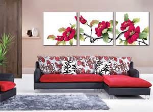 cost of painting interior of home coast rhododendron flower painting canvas pictures