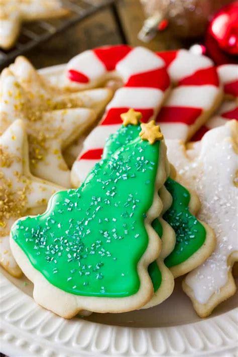 christmas cookies  salty marshmallow