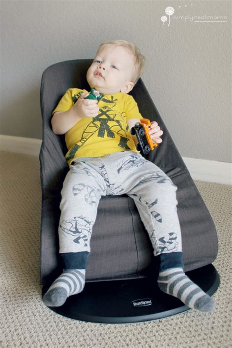 the baby bjorn bouncer balance soft simply real
