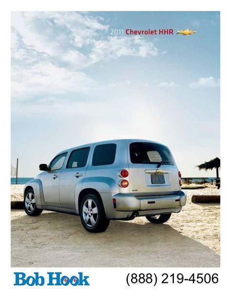 Bob Hook Chevrolet 2011 Hhr Brochure