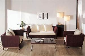 find suitable living room furniture with your style With simple wood living room furniture design