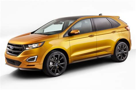 Ford Suv 2015 by 2015 Ford Edge Suv Features And Details Machinespider