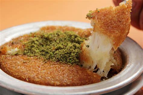 Learn About the Popular Luscious Turkish Dessert, Künefe