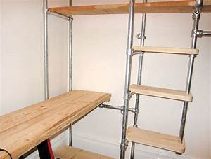 Build Your Own Scaffolding Storage Units Simplified Building