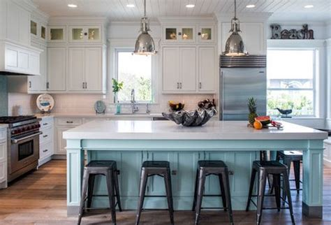 Best 25+ Beach Theme Kitchen Ideas On Pinterest Seashell