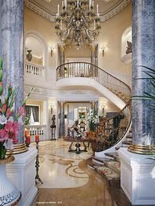 Villa de luxe au design d'intérieur oriental au Qatar