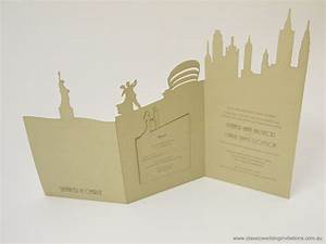 classic wedding invitations new york landscape With wedding invitations with new york skyline