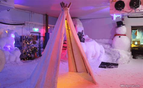 Snow City's Cool New Arcticthemed Revamp  Little Day Out