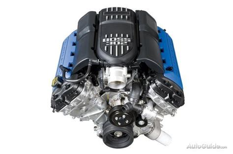 ford racing announces boss  crate engines autoguide